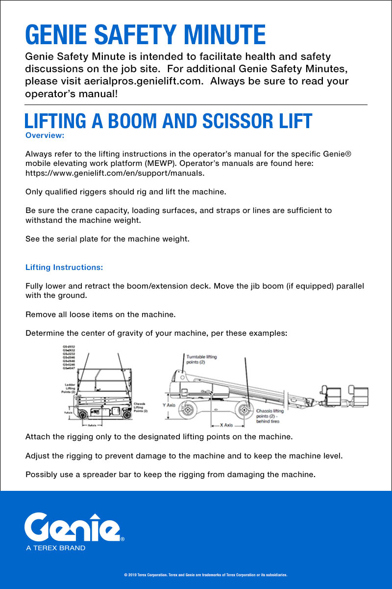 Overhead Crane Safety Tips
