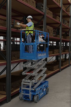 When Work Is Done for the Day — Guidelines for Daily Maintenance on Scissor Lifts
