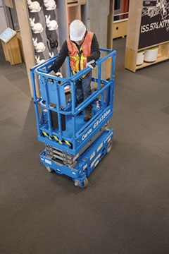 Before Work Begins — Guidelines for Daily Maintenance on Scissor Lifts