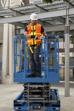 Slab vs. Rough Terrain Scissor Lift Applications