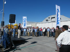2010 Moses Lake Customer Event
