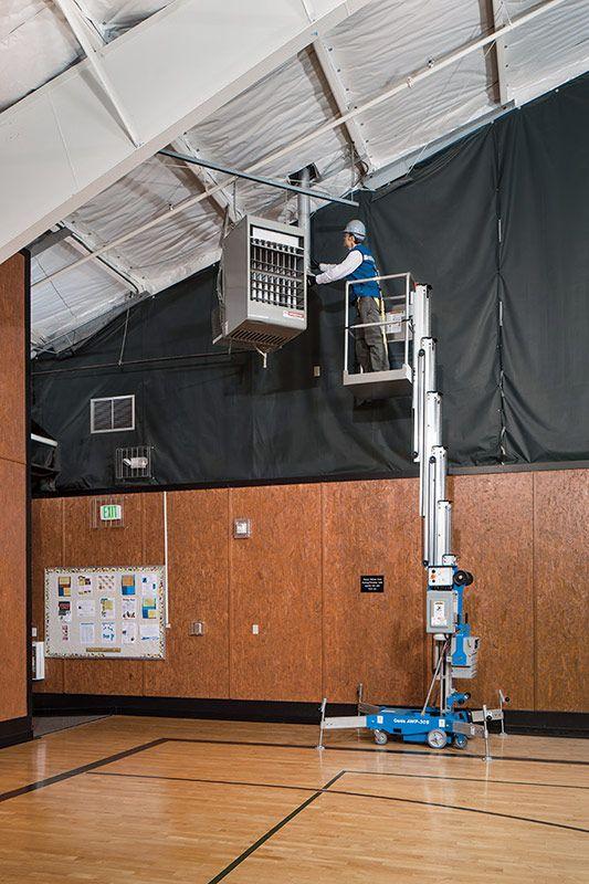 Genie AWP-30S aerial work platform