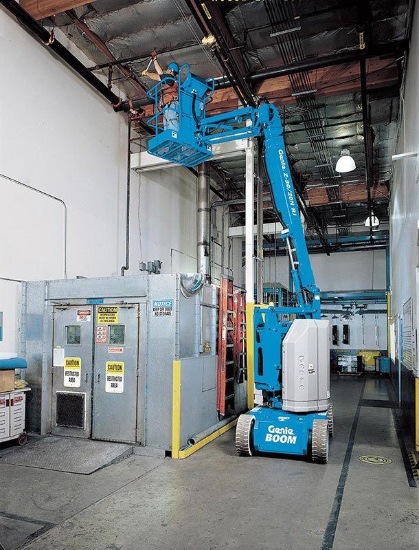 Genie Z-30/20N RJ articulating boom lift
