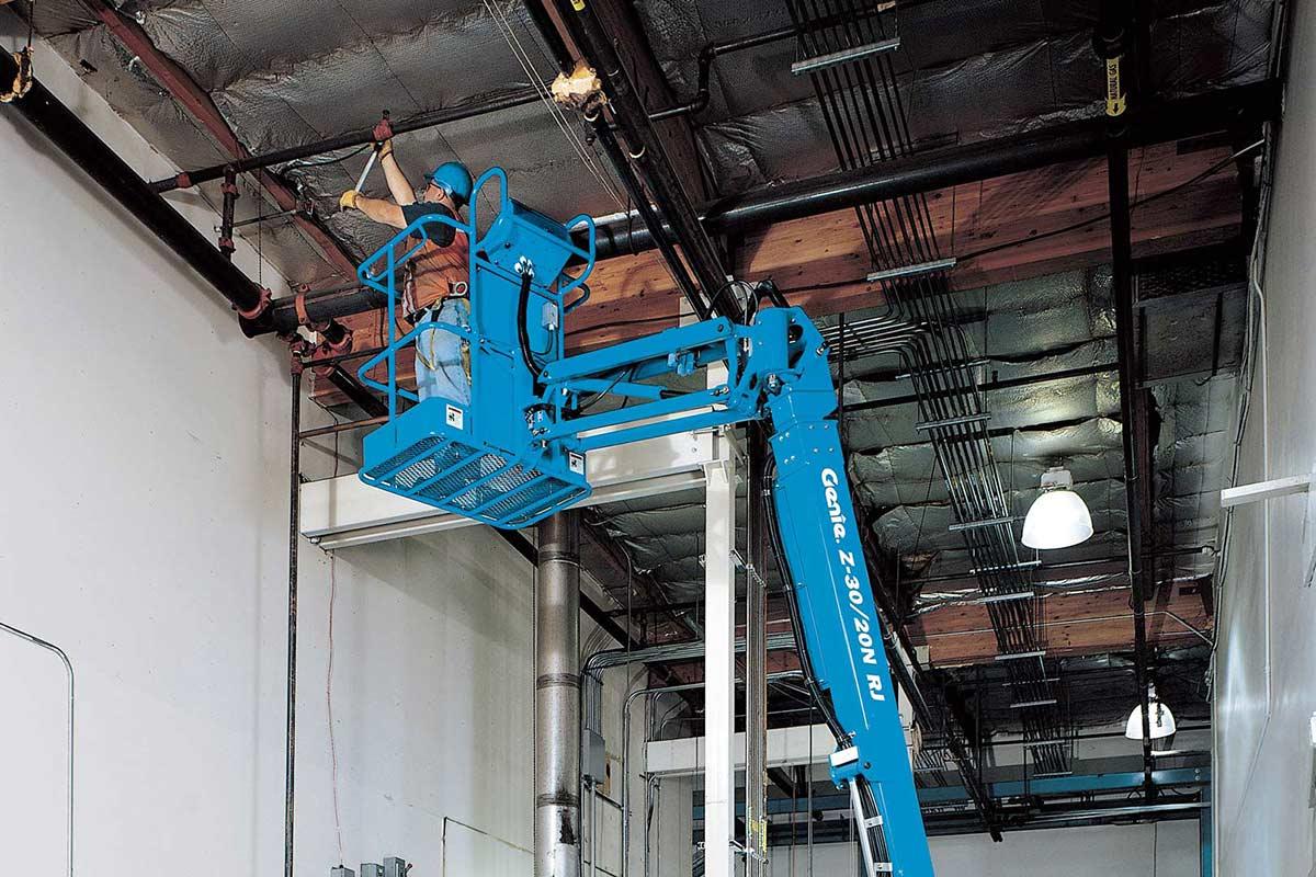 genie z 30 20 n articulated boom lift rh genielift com Light Switch Wiring Diagram Wiring Diagram Symbols