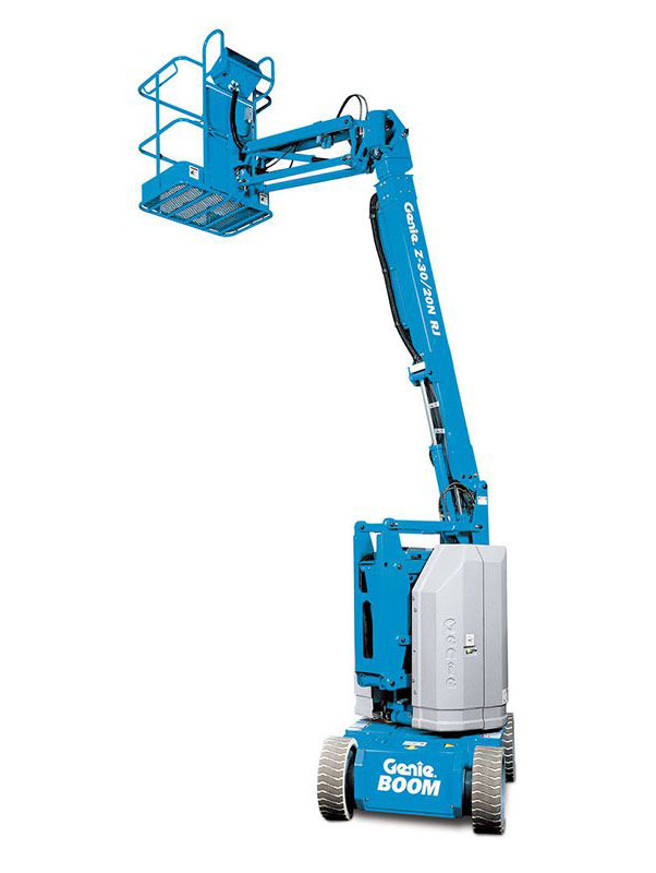Articulated Boom Lift | Genie on