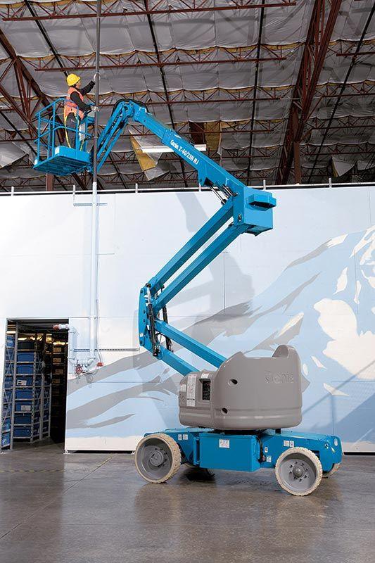 Genie Z-40/23N RJ articulating boom lift