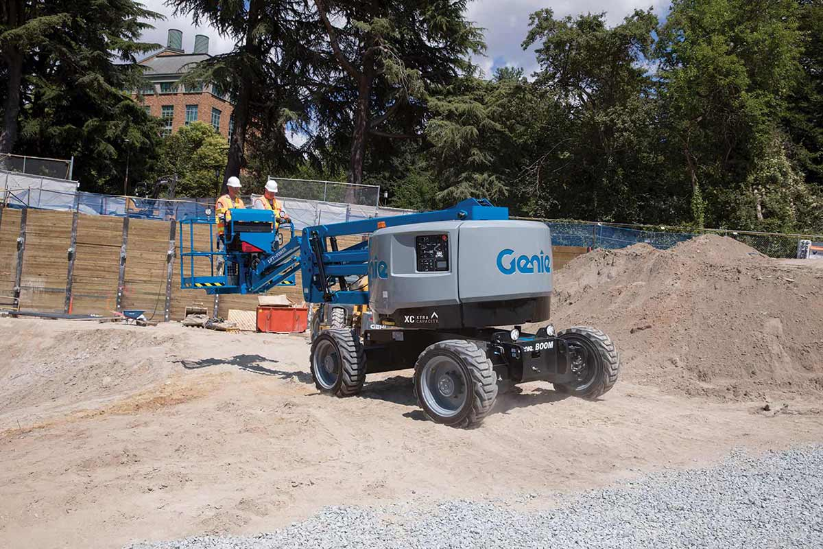 Genie Z-45/25 XC articulating boom lift