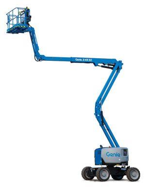 Genie Z-45 XC - Xtra Capacity Articulating Boom Lift