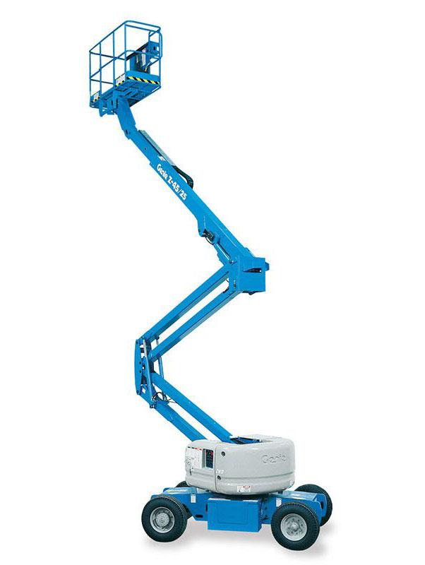 Genie Z-45/25 articulating boom lift