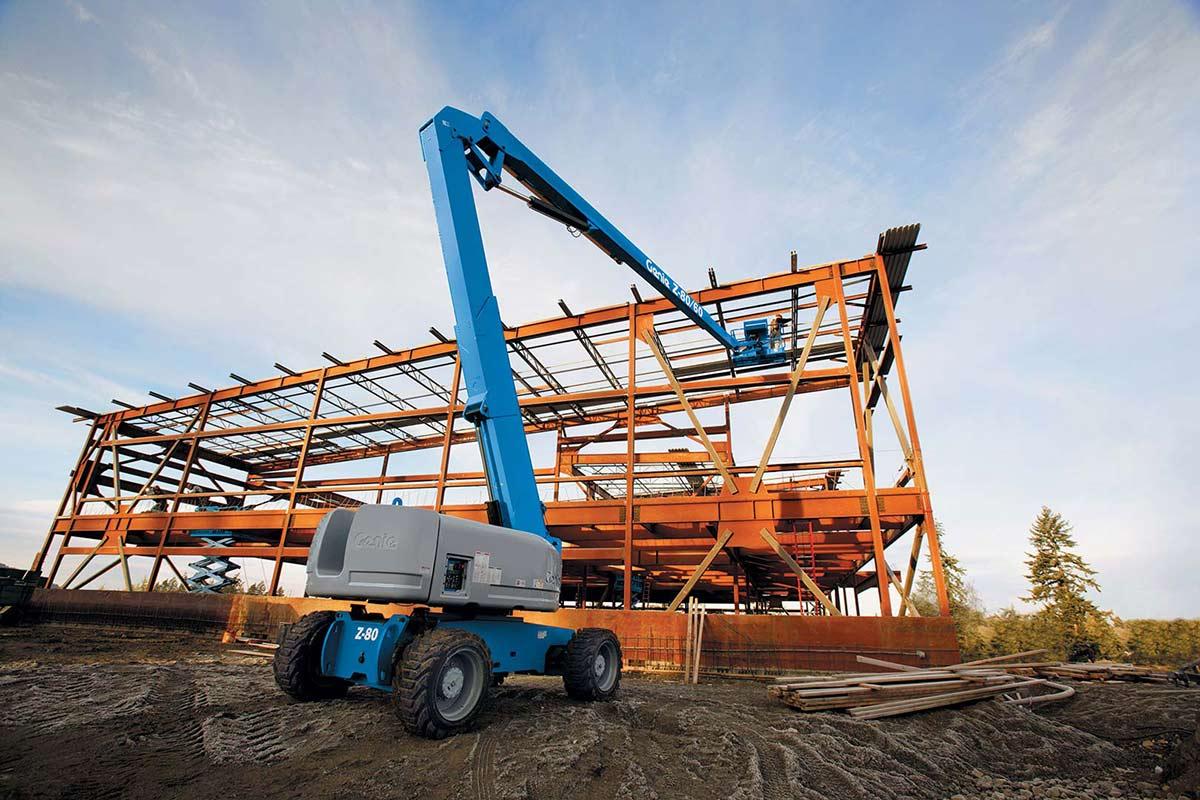 Genie® Z®-80/60 Articulated Boom Lift