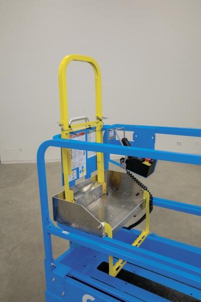 Genie Lift Tools Access Deck for Scissor Lifts