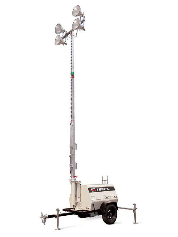 Terex AL-4 Light Tower