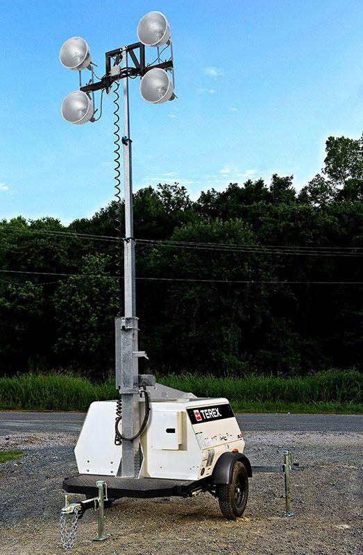 Terex AL-5 light tower