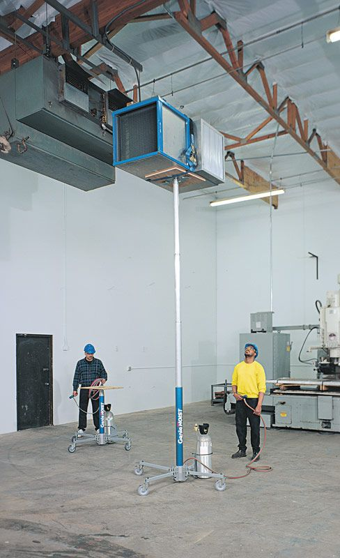 Genie GH-3.8 Super Hoist material lift