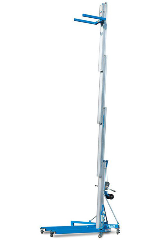 Material Lifts | Genie - A Terex Brand
