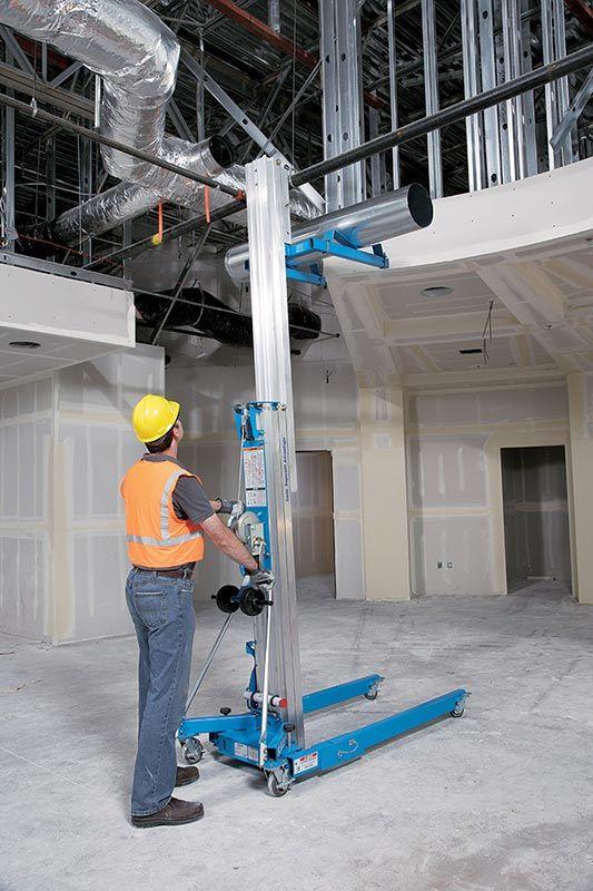 Genie SLA material lift