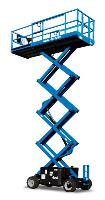 Genie GS-3369 rough terrain scissor lift