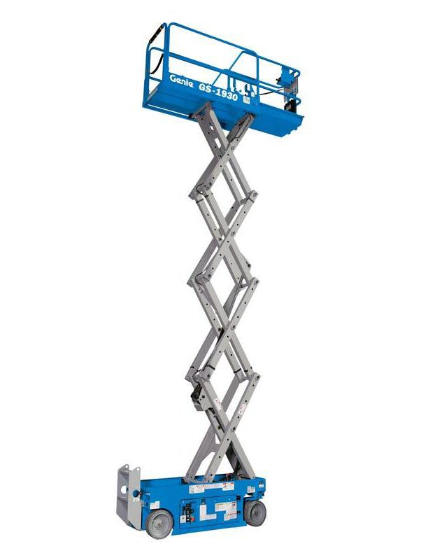 Genie GS-1930 scissor lift