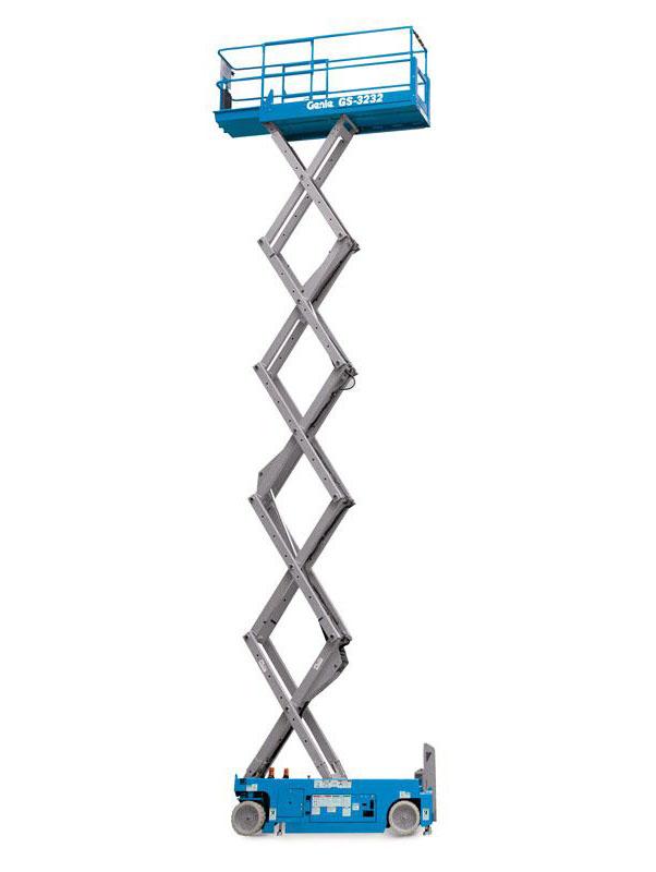 genie gs 4047 scissor lift rh genielift com Genie Lift Parts Breakdown Genie AWP 30s Lift