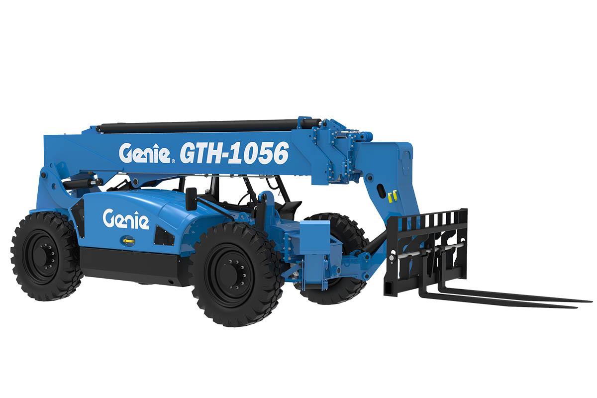 GTH-1056 Enduro Stowed