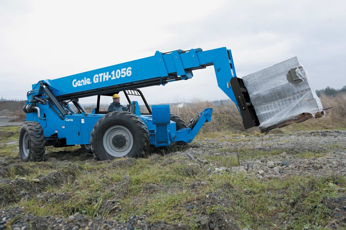 Genie GTH-1056 telehandler