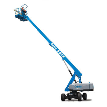 Genie S-60X Telescopic Boom Lift