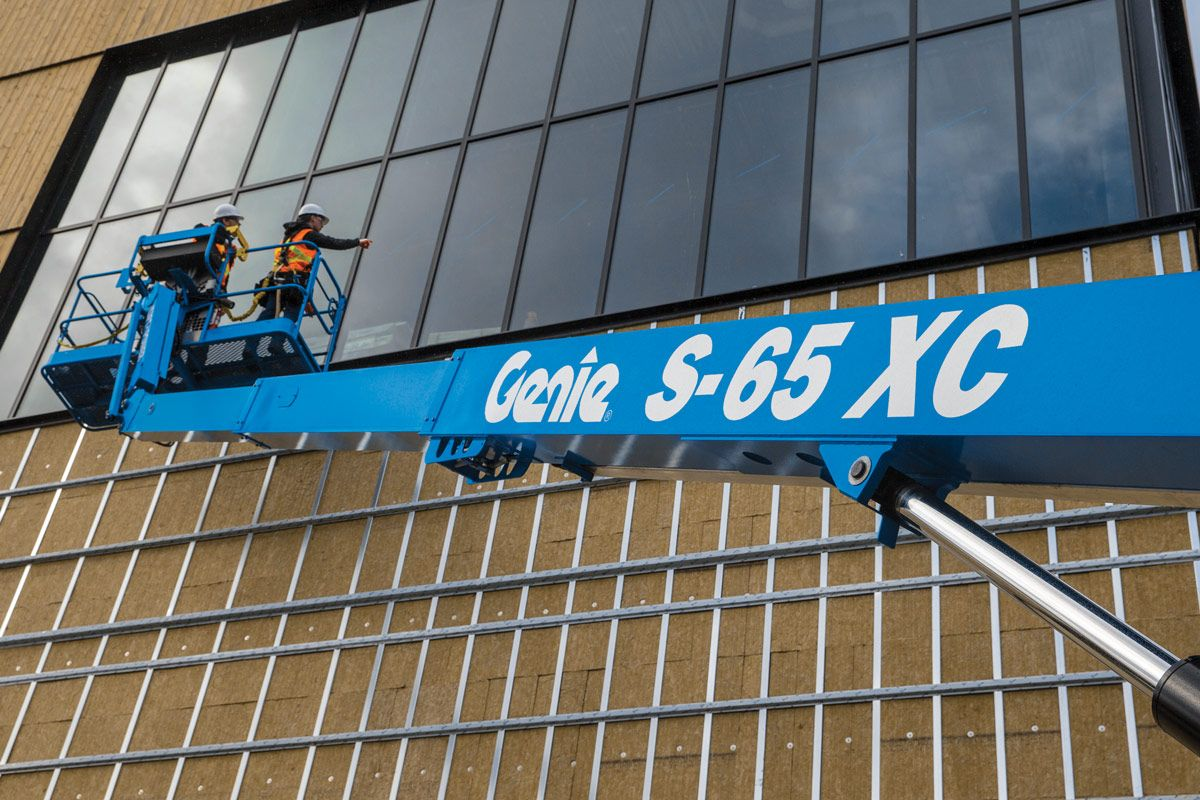genie s 60 xc and genie s 65 xc telescopic boom lift rh genielift com