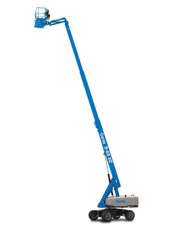 Genie S-65 XC - Xtra Capacity telescopic boom lift