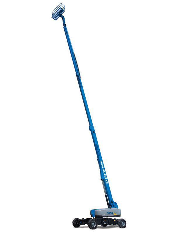 Genie® S®-80 XC™ and Genie® S®-85 XC™ Telescopic Boom Lift