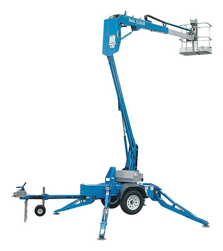 Genie® Z®-30/20 N Articulated Boom Lift