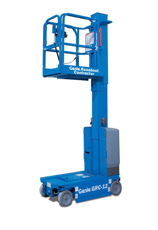 Vertical Mast Lifts | Genie