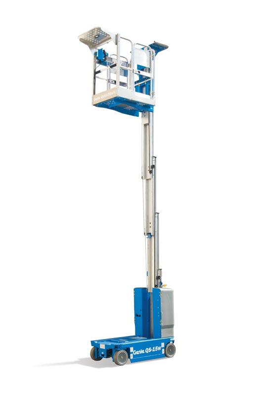 Vertical Mast Lifts   Genie