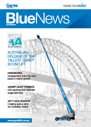 BlueNews - Autumn 2014