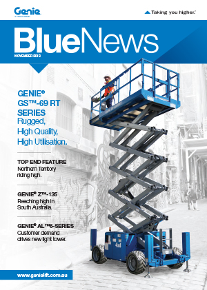 BlueNews - November 2013