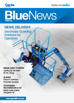 BlueNews - Spring 2014