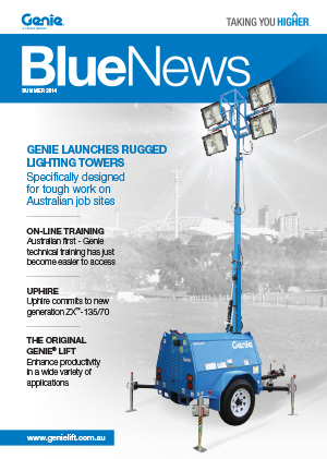 BlueNews - Summer 2014