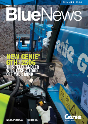 BlueNews - Summer 2015