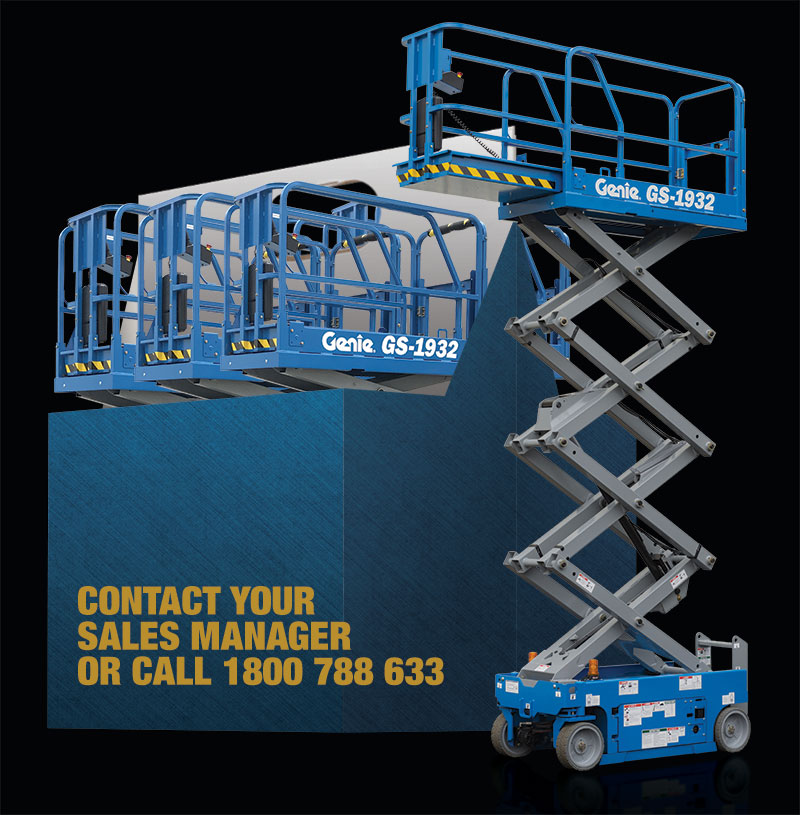 Scissor Lift Six Pack