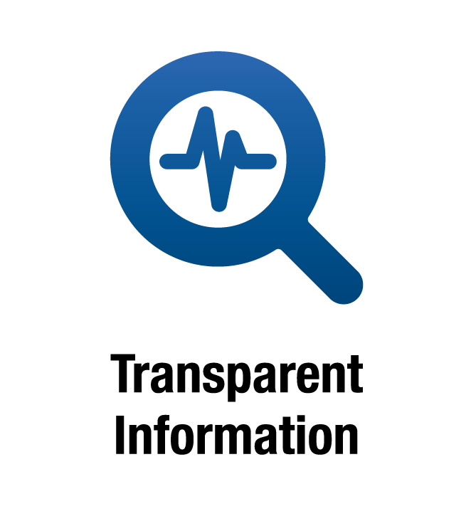 Transparent Information